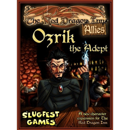 Red Dragon Inn - Ozrik the Adept - 401 Games