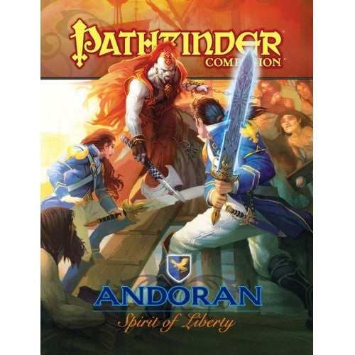 Buy Pathfinder - Player Companion - Andoran, Spirit of Liberty and more Great RPG Products at 401 Games