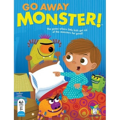 Go Away Monster! - 401 Games
