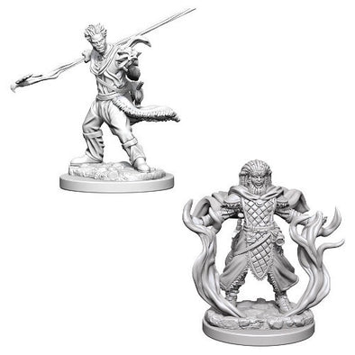 Buy Dungeons and Dragons Nolzur's Marvelous Unpainted Minis: Human Male Druid and more Great RPG Products at 401 Games