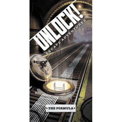 Buy Unlock! The Formula and more Great Board Games Products at 401 Games