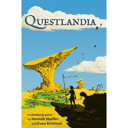 Buy Questlandia - Core Rulebook and more Great RPG Products at 401 Games