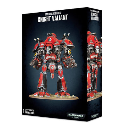 Buy Warhammer 40,000 - Imperial Knights - Knight Valiant and more Great Games Workshop Products at 401 Games