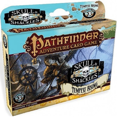 Pathfinder Adventure Card Game - Skulls and Shackles - Tempest Rising Adventure Deck - 401 Games