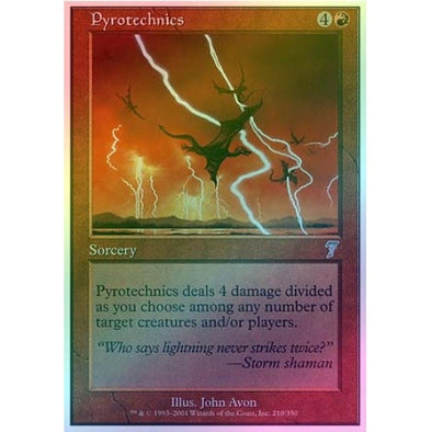 Pyrotechnics (Foil) - 401 Games