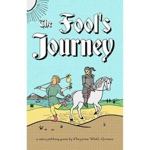 The Fool's Journey - Core Rulebook - 401 Games