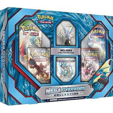 Buy Pokemon - Mega Gyarados Figure Collection and more Great Pokemon Products at 401 Games