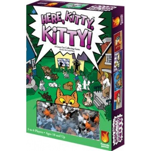 Here, Kitty, Kitty! - 401 Games