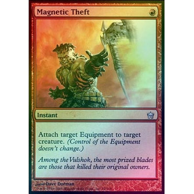 Magnetic Theft (Foil) (5DN) - 401 Games