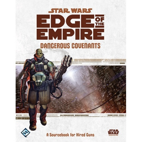 Star Wars: Edge of the Empire - Dangerous Covenants available at 401 Games Canada