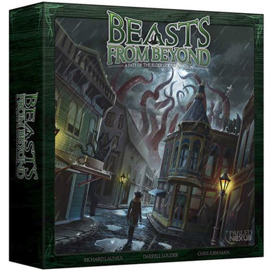 Fate of the Elder Gods - Beasts from Beyond - 401 Games