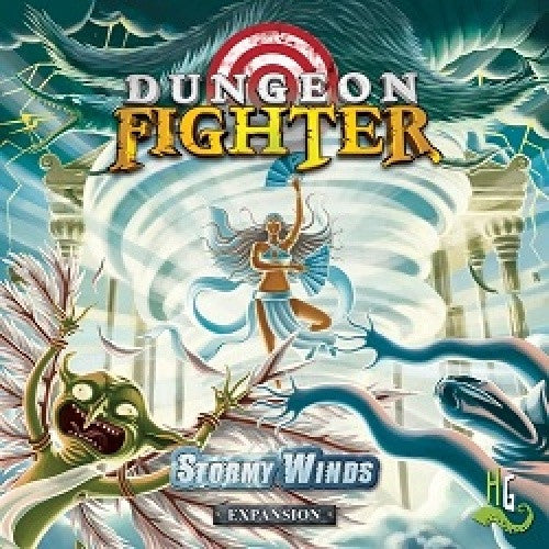 Dungeon Fighter: Stormy Winds - 401 Games