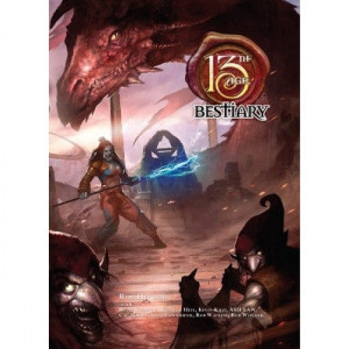 13th Age - Bestiary available at 401 Games Canada