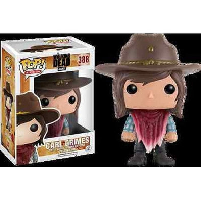 Buy Pop! The Walking Dead - Carl(BD) and more Great Funko & POP! Products at 401 Games
