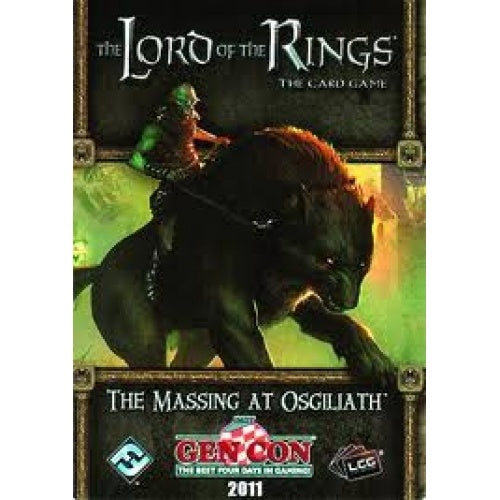 Lord of the Rings - The Card Game - The Massing at Osgiliath - 401 Games