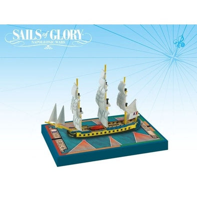 Sails of Glory - Hermione 1779 - 401 Games