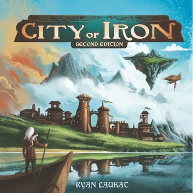 City of Iron - Second Edition - 401 Games