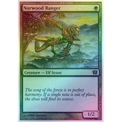 Norwood Ranger (Foil) available at 401 Games Canada
