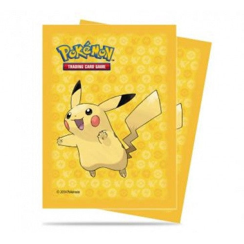Buy Ultra Pro - Standard Card Sleeves 65ct - Pokemon - Pikachu and more Great Sleeves & Supplies Products at 401 Games