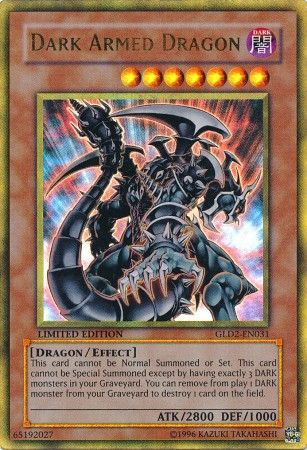 Dark Armed Dragon - (Gold Rare) available at 401 Games Canada