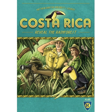 Costa Rica - Reveal The Rainforest - 401 Games