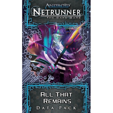 Android: Netrunner LCG - All That Remains - 401 Games