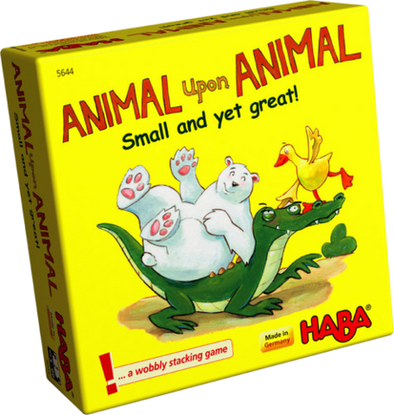 Animal Upon Animal - Small and Yet Great available at 401 Games Canada