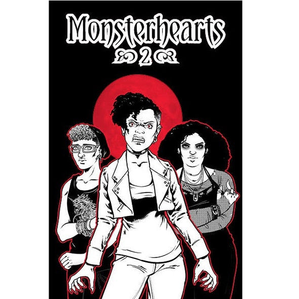 Apocalypse - Monsterhearts 2 Edition - Core Rulebook (Hardcover) - 401 Games