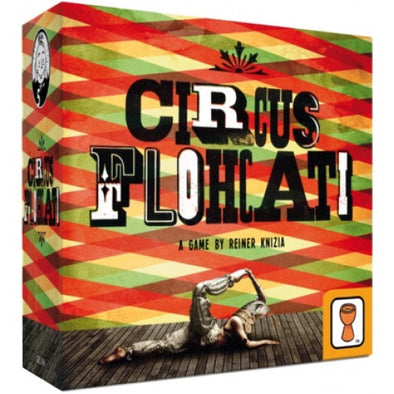 Buy Circus Flohcati and more Great Board Games Products at 401 Games