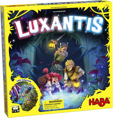 Luxantis available at 401 Games Canada
