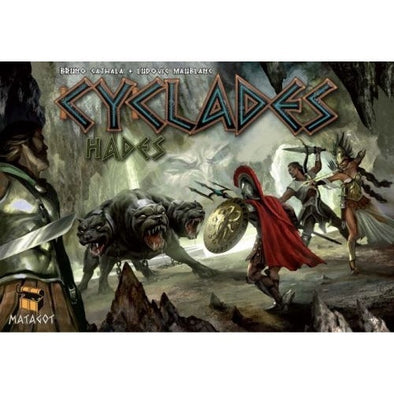 Cyclades - Hades - 401 Games