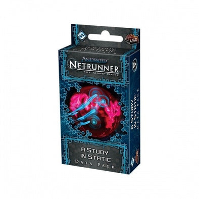 Android: Netrunner LCG - A Study in Static - 401 Games