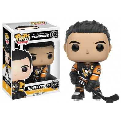 Pop! NHL - Sidney Crosby (Pittsburgh Penguins) (CHASE) - 401 Games