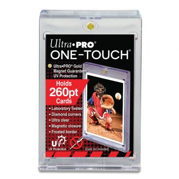 Buy Ultra Pro - Magnetic One Touch - 260pt and more Great Sleeves & Supplies Products at 401 Games
