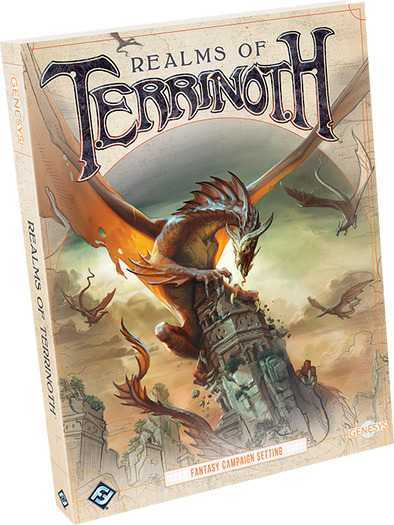Buy Genesys - Realms of Terrinoth and more Great RPG Products at 401 Games