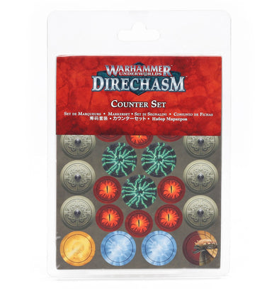 Warhammer Underworlds - Direchasm - Counter Set available at 401 Games Canada