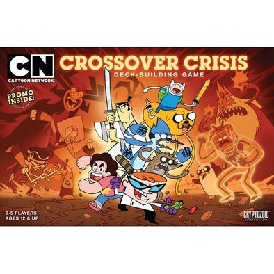 Cartoon Network - Crossover Crisis Deck Building Game - 401 Games
