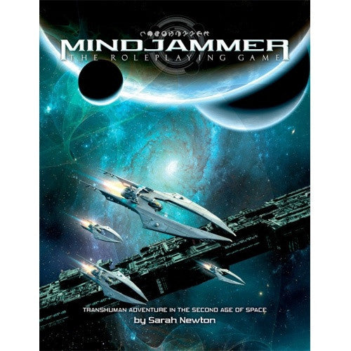 Fate - MindJammer - Core Rulebook - 401 Games