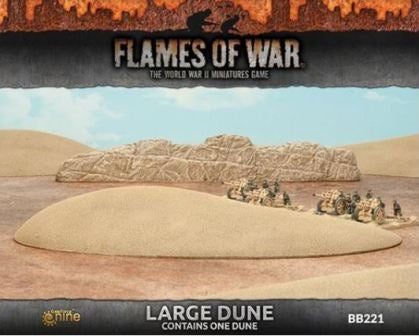 Battlefield in a Box - Large Dune - 401 Games