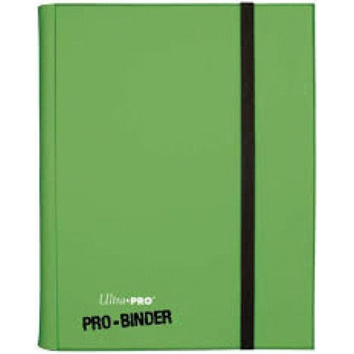 Buy Ultra Pro - Binder 9 Pocket - Sideloading - Light Green and more Great Sleeves & Supplies Products at 401 Games