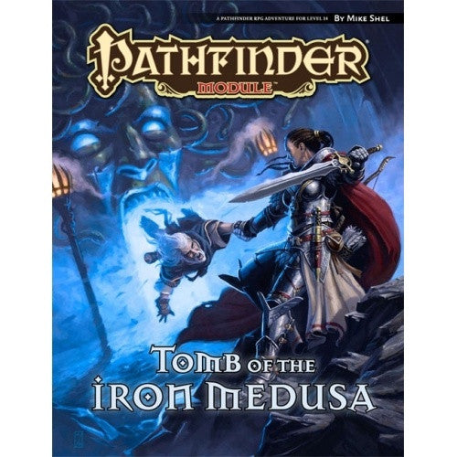 Pathfinder - Module - Tomb of the Iron Medusa - 401 Games