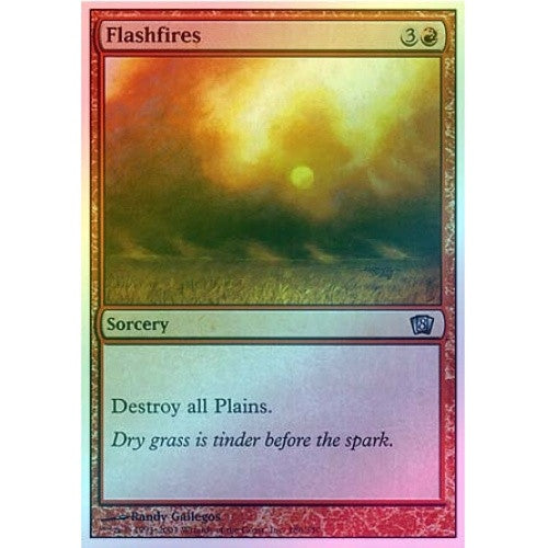 Flashfires (Foil) available at 401 Games Canada