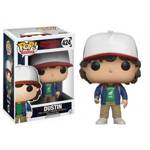 Buy Pop! Stranger Things - Dustin and more Great Funko & POP! Products at 401 Games
