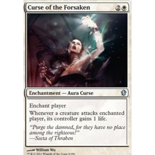 Curse of the Forsaken (C13) available at 401 Games Canada