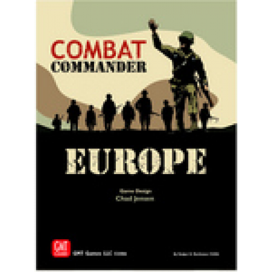 Buy Combat Commander Europe and more Great Board Games Products at 401 Games