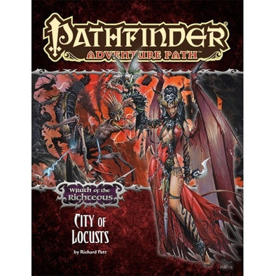 Pathfinder - Adventure Path - #78: City of Locusts (Wrath of the Righteous 6 of 6) - 401 Games