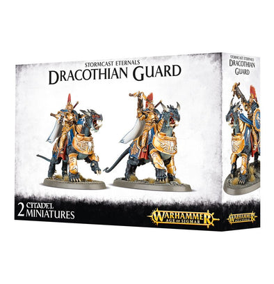 Warhammer - Age of Sigmar - Stormcast Eternals - Dracothian Guard - 401 Games