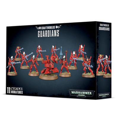 Buy Warhammer 40,000 - Craftworlds - Guardians and more Great Games Workshop Products at 401 Games