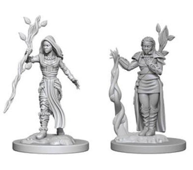 Buy Dungeons and Dragons Nolzur's Marvelous Unpainted Minis: Human Female Druid and more Great RPG Products at 401 Games