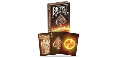 Bicycle - Playing Cards - Stargazer Sunspot - 401 Games